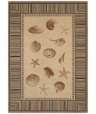 RugStudio presents Shaw Beachside Shell Point Beige 02100 Machine Woven, Better Quality Area Rug