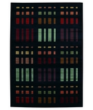 RugStudio presents Shaw Impressions Skyline Black 12500 Machine Woven, Best Quality Area Rug