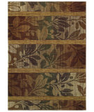 RugStudio presents Shaw Tommy Bahama Home-Nylon South Seas Silhouette Light Multi 56110 Machine Woven, Good Quality Area Rug