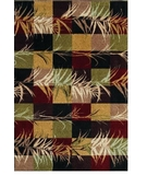 RugStudio presents Shaw Modern Elements South Beach Multi - 03440 Machine Woven, Better Quality Area Rug
