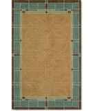 RugStudio presents Shaw Nexus Stained Glass Teal N0007 Machine Woven, Best Quality Area Rug