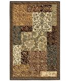 RugStudio presents Shaw Centre Street Stella Light Multi 18110 Machine Woven, Good Quality Area Rug