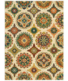 RugStudio presents Shaw Melrose Sundial Linen 14100 Machine Woven, Good Quality Area Rug