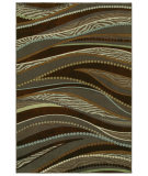 RugStudio presents Shaw Newport Swanzey Brown 9700 Machine Woven, Better Quality Area Rug
