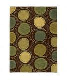 RugStudio presents Shaw Modern Works Synergy Brown 08710 Machine Woven, Good Quality Area Rug