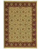 RugStudio presents Shaw Antiquities Tabriz Trellis Beige 94100 Machine Woven, Best Quality Area Rug