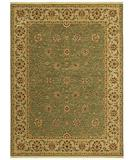 RugStudio presents Shaw Antiquities Tabriz Trellis Sage 94310 Machine Woven, Best Quality Area Rug