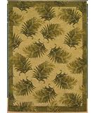 RugStudio presents Shaw Tommy Bahama Home-Nylon Tahitian Breeze Ivory-10100 Machine Woven, Best Quality Area Rug