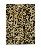 RugStudio presents Shaw Modern Works Tanzania Black 09500 Machine Woven, Good Quality Area Rug
