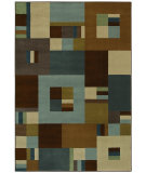 RugStudio presents Shaw Newport Toby Multi 06440 Machine Woven, Good Quality Area Rug