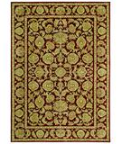 RugStudio presents Shaw Tommy Bahama Home-Nylon Tropical Isle Cranberry 38800 Machine Woven, Good Quality Area Rug