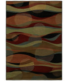 RugStudio presents Shaw Classic Style Umbria Multi 33440 Machine Woven, Better Quality Area Rug
