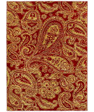 RugStudio presents Shaw Mirabella Verona Red 2800 Machine Woven, Good Quality Area Rug