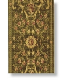 RugStudio presents Shaw Antiquities Vienna Olive - 68300 Machine Woven, Good Quality