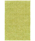 RugStudio presents Shaw Watercolors Shag Show Biz Green 310 Area Rug