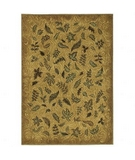 RugStudio presents Shaw Phillip Crowe Timber Creek Whispering Woods Beige-14100 Machine Woven, Better Quality Area Rug