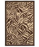 RugStudio presents Shaw Concepts Wild Savanna Brown 03700 Machine Woven, Good Quality Area Rug