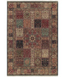 RugStudio presents Shaw Stonegate Willow Hill Multi 05440 Machine Woven, Best Quality Area Rug