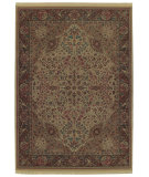 RugStudio presents Shaw Classic Style Winchester Natural 06100 Machine Woven, Better Quality Area Rug
