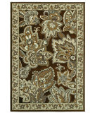 RugStudio presents Shaw Newport Zaria Brown 19700 Machine Woven, Better Quality Area Rug