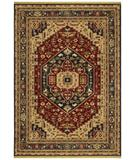 RugStudio presents Shaw Renaissance Bergamo Cranberry 03800 Machine Woven, Best Quality Area Rug