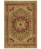 RugStudio presents Shaw Renaissance Bergamo Light Green 03300 Machine Woven, Best Quality Area Rug
