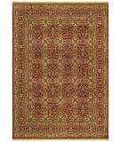 RugStudio presents Shaw Renaissance Jourdain Cranberry 09800 Machine Woven, Best Quality Area Rug