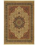 RugStudio presents Shaw Renaissance Mirabella Beige 04100 Machine Woven, Best Quality Area Rug