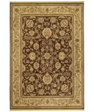 RugStudio presents Shaw Renaissance Monaco Dark Brown 05710 Machine Woven, Best Quality Area Rug