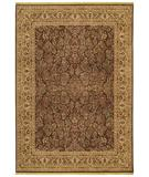 RugStudio presents Shaw Renaissance Regency Dark Brown 06710 Machine Woven, Best Quality Area Rug