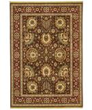 RugStudio presents Shaw Renaissance Sienna Dark Brown 07710 Machine Woven, Best Quality Area Rug