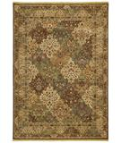 RugStudio presents Rugstudio Sample Sale 20245R Dark Brown 08710 Machine Woven, Best Quality Area Rug