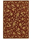 RugStudio presents Shaw Renaissance Alexandria Cranberry 00800 Machine Woven, Good Quality Area Rug