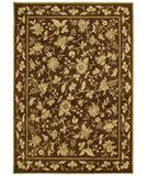 RugStudio presents Shaw Renaissance Alexandria Dark Brown 00710 Machine Woven, Good Quality Area Rug
