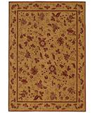 RugStudio presents Shaw Renaissance Alexandria Gold 00700 Machine Woven, Good Quality Area Rug