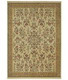 RugStudio presents Shaw Century Beaumont Beige 00100 Machine Woven, Better Quality Area Rug
