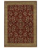RugStudio presents Shaw Century Beaumont Scarlet 00800 Machine Woven, Better Quality Area Rug