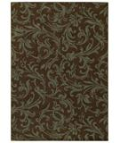 RugStudio presents Shaw Origins Diva Earthen Brown 06700 Machine Woven, Better Quality Area Rug