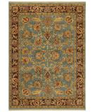 RugStudio presents Rugstudio Sample Sale 17543R Blue 11600 Machine Woven, Good Quality Area Rug