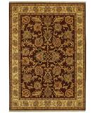 RugStudio presents Rugstudio Sample Sale 17544R Brown 11700 Machine Woven, Good Quality Area Rug