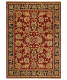 RugStudio presents Shaw Jack Nicklaus Emeralda Red 11800 Machine Woven, Good Quality Area Rug
