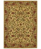 RugStudio presents Shaw Jack Nicklaus Glenmoor Beige 09100 Machine Woven, Good Quality Area Rug