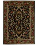 RugStudio presents Shaw Jack Nicklaus Glenmoor Black 09500 Machine Woven, Good Quality Area Rug