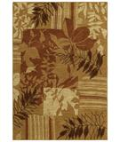 RugStudio presents Shaw Tommy Bahama Home-Nylon Island Montage Gold 21700 Machine Woven, Good Quality Area Rug