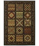 RugStudio presents Rugstudio Sample Sale 19775R Onyx-09500 Machine Woven, Better Quality Area Rug