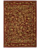 RugStudio presents Shaw Jack Nicklaus Morningside Red 10800 Machine Woven, Good Quality Area Rug