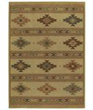 RugStudio presents Shaw Origins Painted Desert Sand 11100 Machine Woven, Better Quality Area Rug