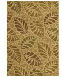 RugStudio presents Shaw Tommy Bahama Home-Nylon Painted Palms Beige 26100 Machine Woven, Good Quality Area Rug