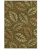 RugStudio presents Shaw Tommy Bahama Home-Nylon Painted Palms Ocean 26600 Machine Woven, Good Quality Area Rug
