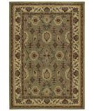 RugStudio presents Shaw Origins Palladian Jadeite Green 12300 Machine Woven, Better Quality Area Rug